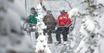 Ski Holiday Jasper