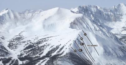 Marmot Basin opens new area 'Tres Hombres' for the 2017-2018 season
