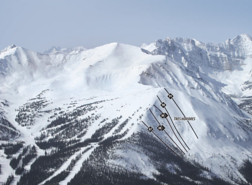 Marmot Basin opens new area 'Tres Hombres' for the 2017-2018 season